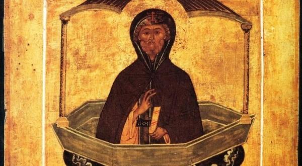 Память преподобного Никиты, столпника Переяславского