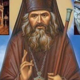 Святителю Иоанну Шанхайскому и Сан-Францисскому — с любовью