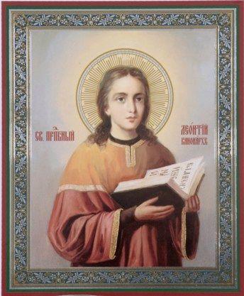 Память преподобного Леонтия, канонарха Печерского (XIV)