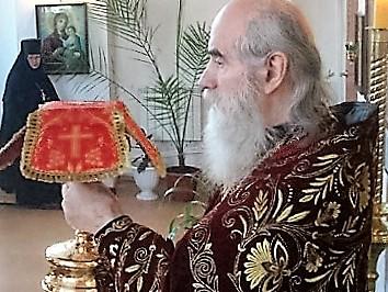 Блаженной памяти архимандрита Елевферия (Диденко)
