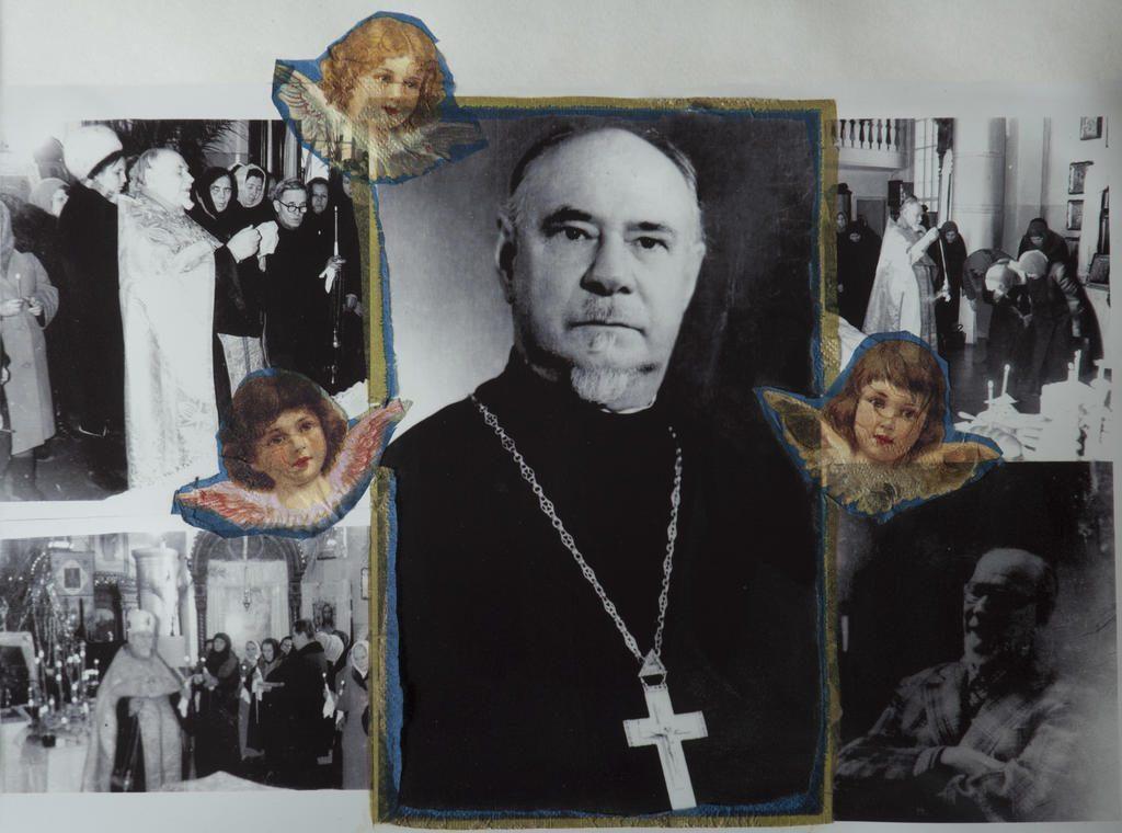 Памятипротоиерея Георгия Едлинского