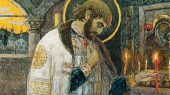 Великий князь владимирский Александр Ярославович Невскийв живописи