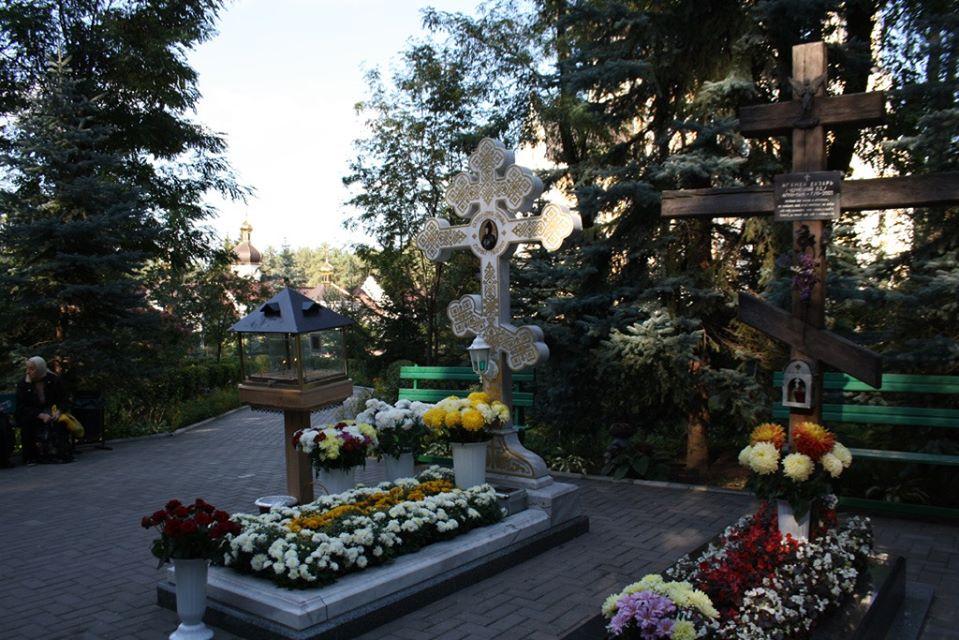 Блаженной памяти основательницы Свято-Авраамиевского монастыря схимонахини Рафаилы (Чернецкой – 1947-2005)