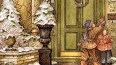 Золотые туфельки(святочный рассказ)