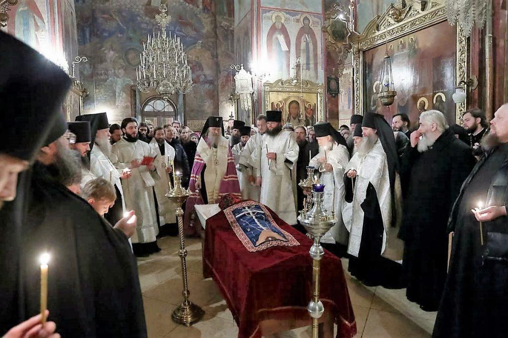 Спасибо, что живой! К годовщине погребения архимандрита Кирилла (Павлова)