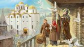 Благоверная княгиня А́нна Новгородская