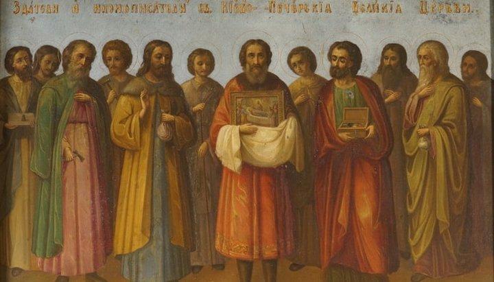 Баллада о строительстве Успенской церкви Киево-Печерской лавры