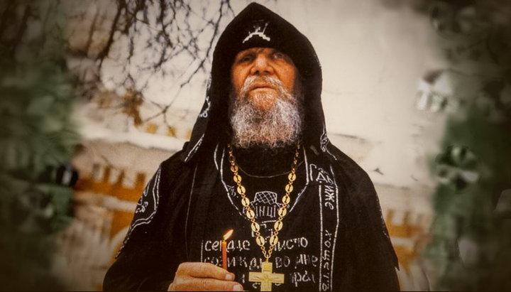 Схиигумен Агапит (Кармаз): «Для православного – чем хуже, тем ему лучше»