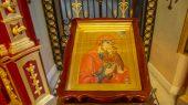В Киево-Печерскую лавру прибыла чудотворная икона св. прав. Анны