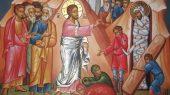 Жить вечно. Проповедь архимандрита Тихона (Агрикова) в Лазареву субботу