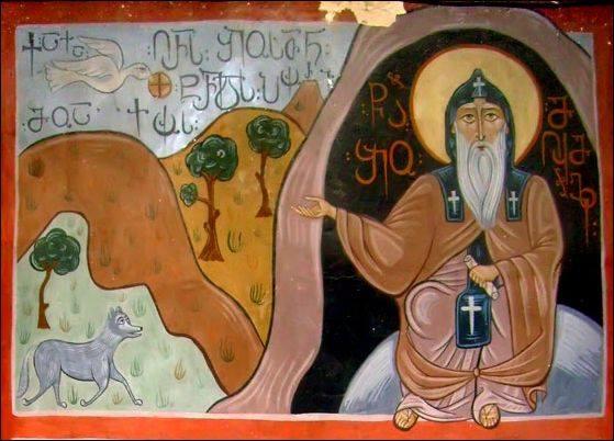 Преподобный Шио (Симеон) Мгвимский