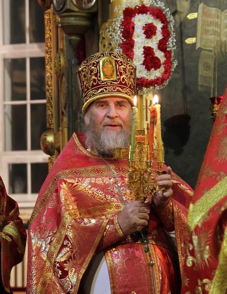 Блаженной памяти новопреставленного архимандрита Амвросия (Юрасова)