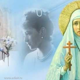 Белый ангел: ко дню памяти преподобномучениц Великой княгини Елисаветы и инокини Варвары (Яковлевой)