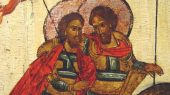 Святые мученики Флор и Лавр