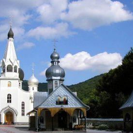 Возрождение Архангело-Михайловского женского монастыря села Драгово-Забрид