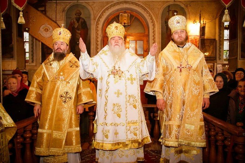Блаженной памяти Митрополита Иоанникия (Кобзева)