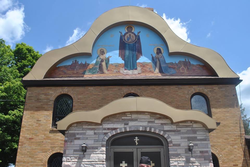 Последняя обитель святителя Николая Сербского — Свято-Тихоновский монастырь в Пенсильвании