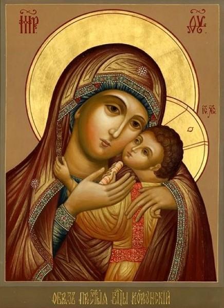 Память Корсунской иконы Божией Матери