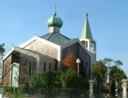 Православие в Японии. Покровский храм в г. Осака