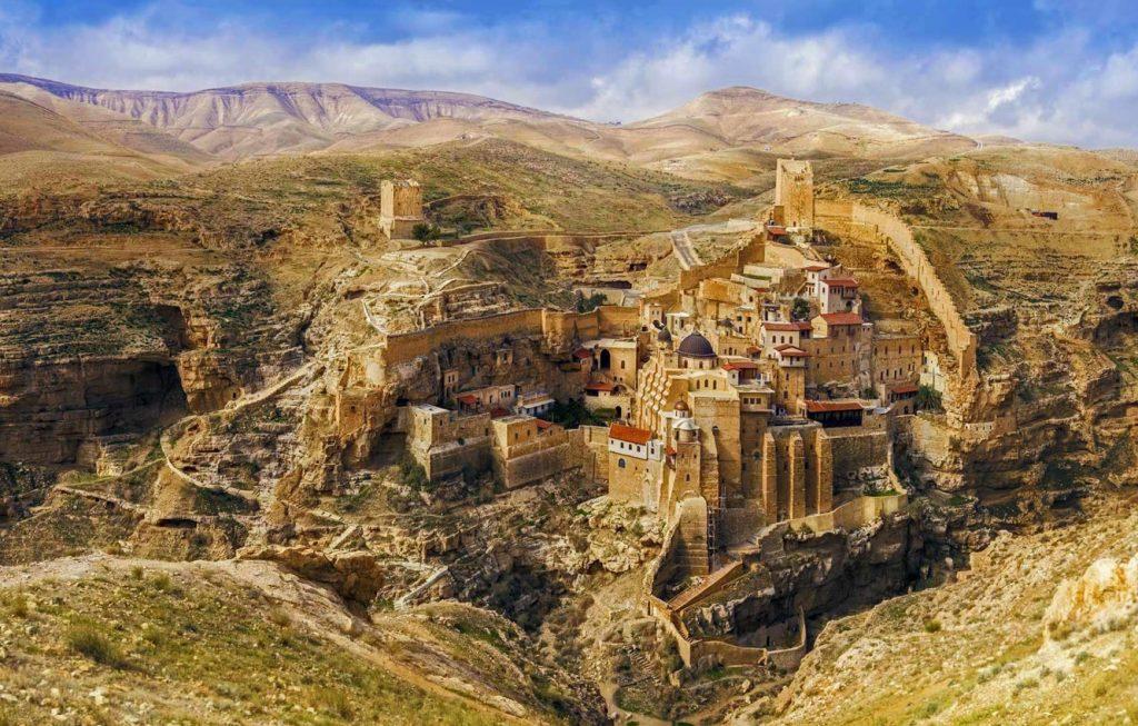 Лавра прп. Саввы Освященного в Иудейской пустыне