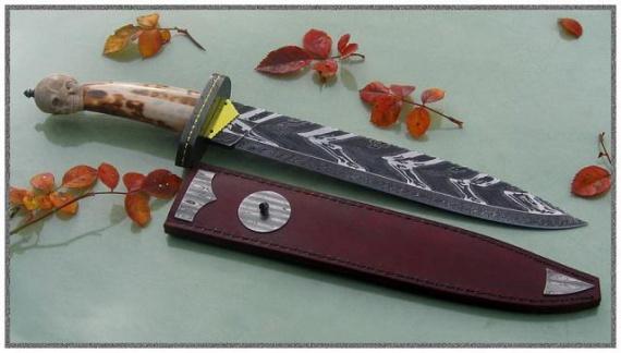 Складные ножи своими руками фото 27