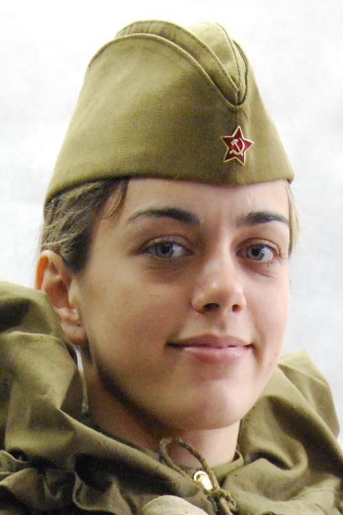 Пилотка военная солдатская