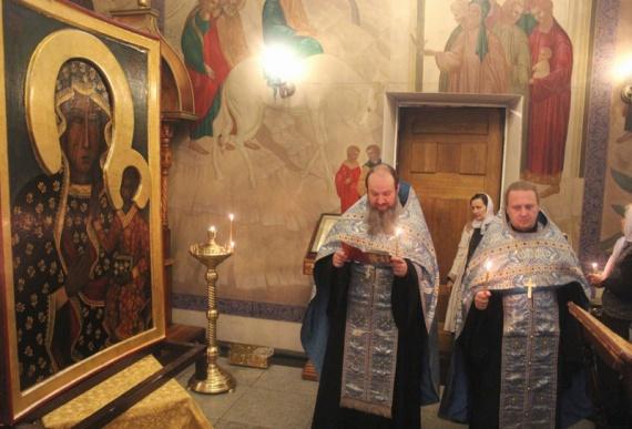 19 марта празднование иконы Богородицы Ченстоховской