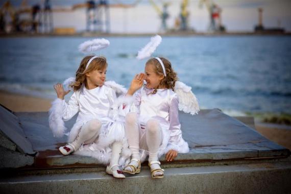Ангелы верят в вас!