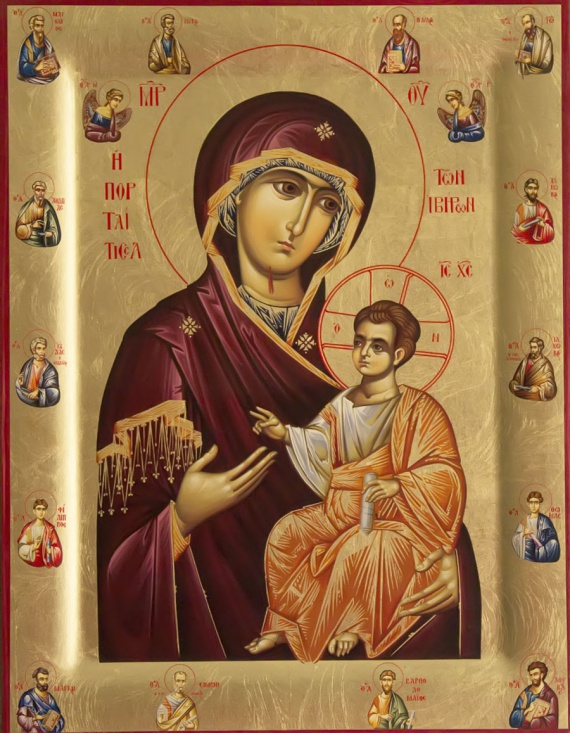 Вторник Светлой седмицы — праздник иконы Иверской Божией Матери