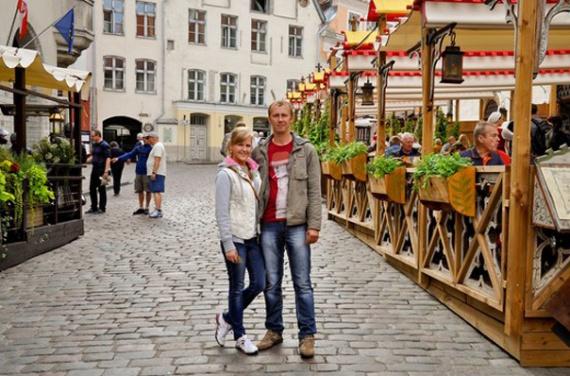 Светлана и Михаил Крыловы, Санкт-Петербург