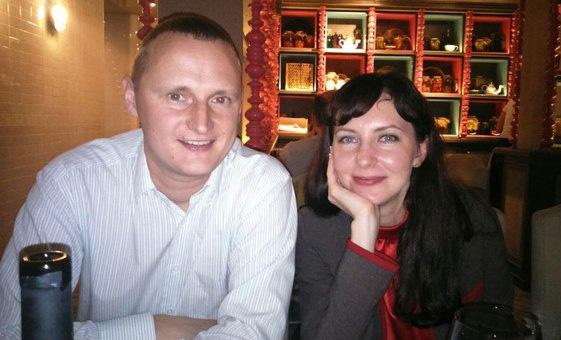 Елена Родина и Александр Кротов, Санкт-Петербург