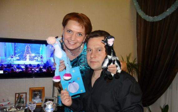 Леонид Мнацаканов и Анна Пахарь, Волгоград