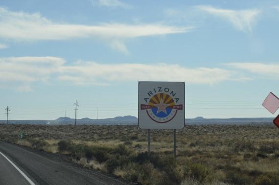 Сказочная Аризона