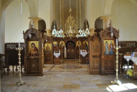 Монастырь прп. Паисия Великого и прп. Паисия Величковского в Аризоне