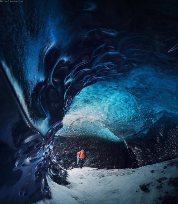 Исландия: в ледовом плену