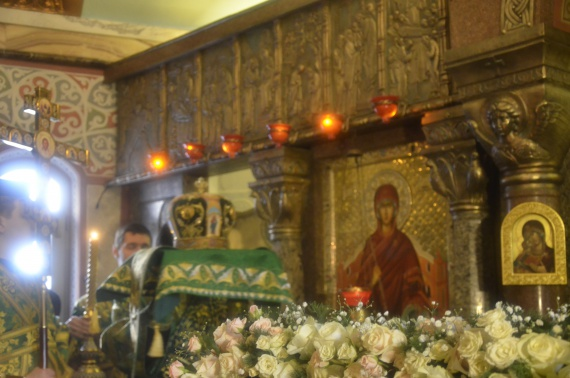 Вторая годовщина канонизации Христа Ради юродивого Иоанна Босого
