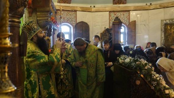 Удалить элемент: Вторая годовщина канонизации Христа Ради юродивого Иоанна Босого Вторая годовщина канонизации Христа Ради юродивого Иоанна Босого