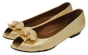 Золотые туфельки (святочный рассказ)
