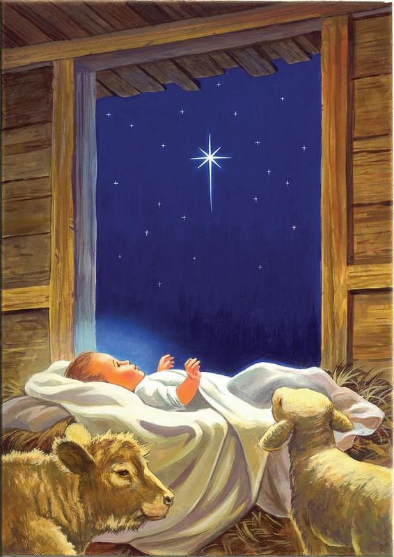 Свет невечерний звезды Вифлеемской