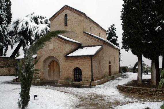 Нинооба - так в Грузии называют день Святой Нины