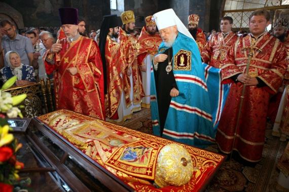 Памяти священномученика Владимира (Богоявленского) - Митрополита Киевского