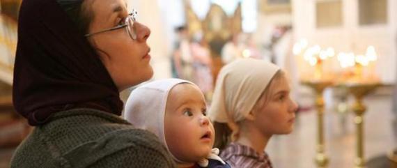 Священник Александр Дьяченко: Дети и ангелы
