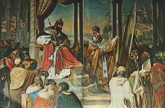 Архимандрит Рафаил (Карелин) об особенностях религиозного мышления Востока и Запада