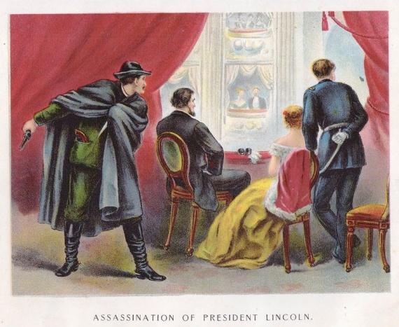 Проклятые президенты