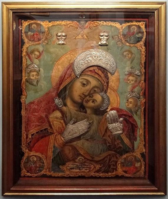 912f4d Всемирното Православие - Ти си Бог, който вършиш чудеса