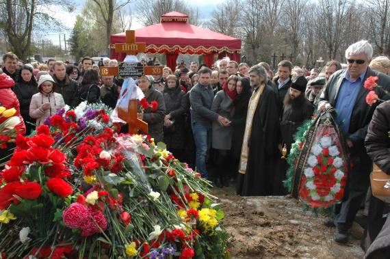 Олесь Бузина: спасибо, что живой!