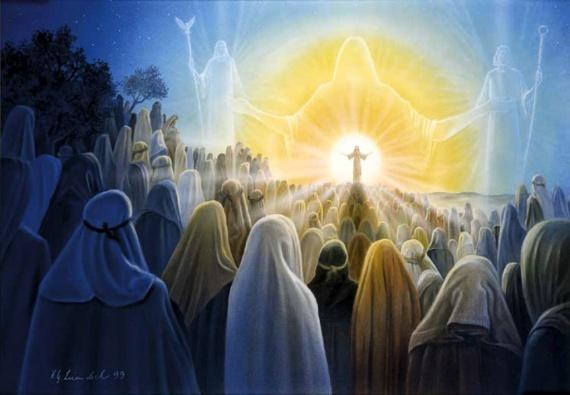 Радоница - день поминовения усопших