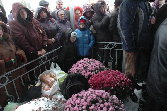 Блаженнной памяти иерея Петра Боярского