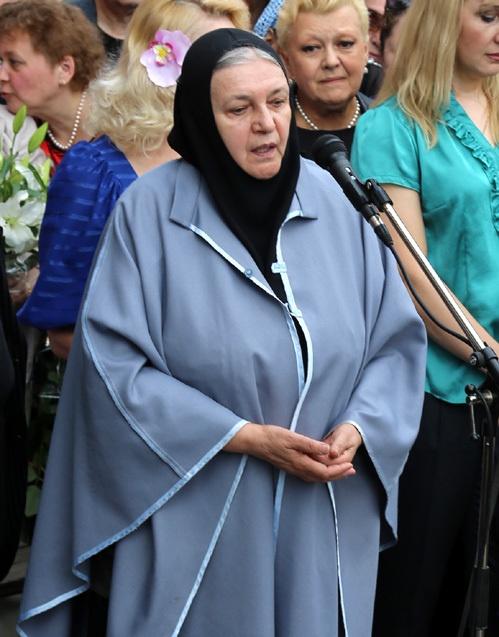Инокиня Ольга (Гобзева). Самый главный выбор