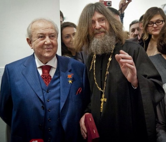 Жизнь и путешествия Фёдора Конюхова